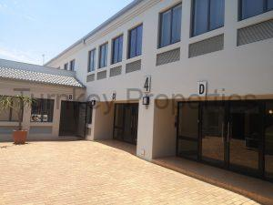 187m² Office Space To Rent Bryanston Bryanston Gate