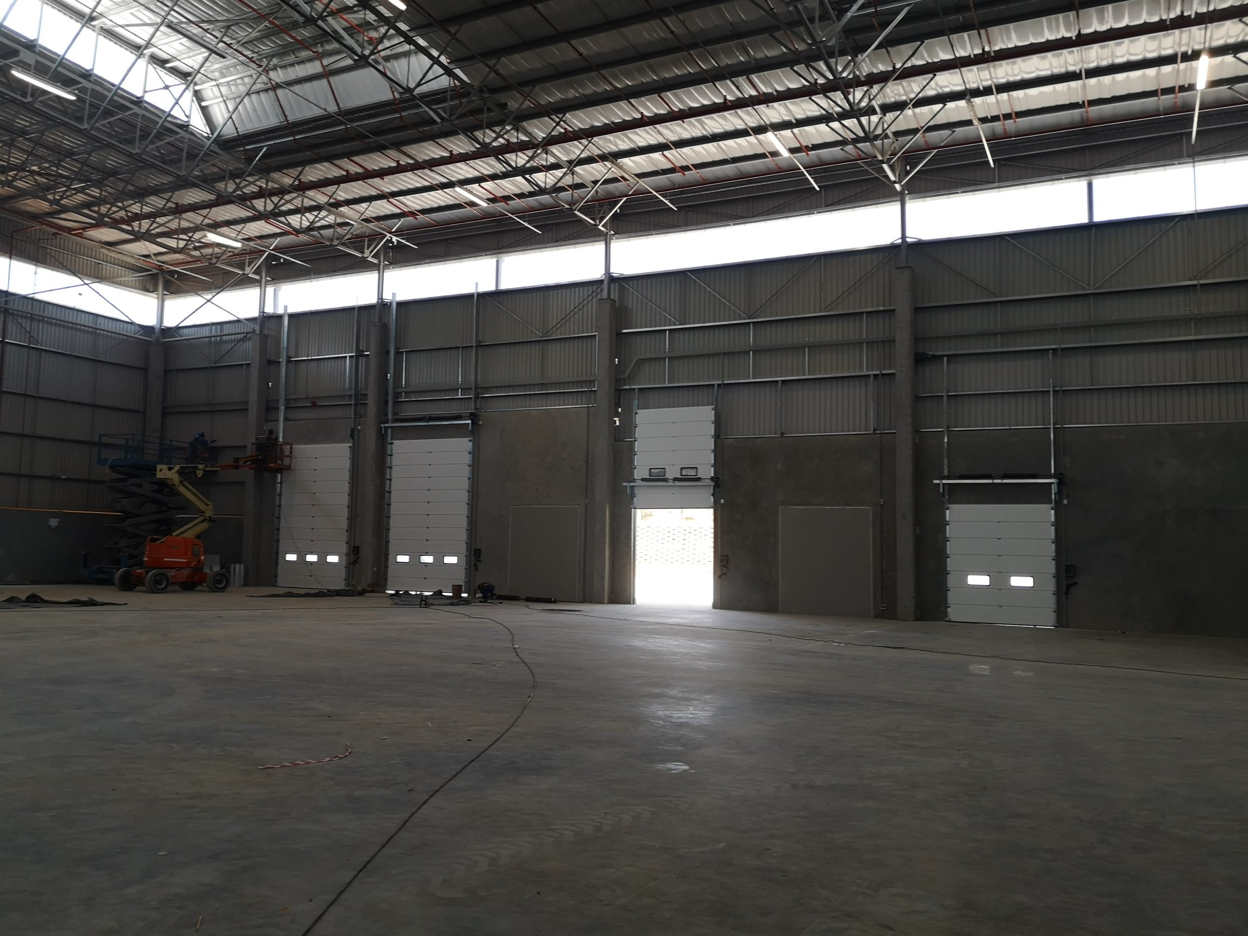 12462m² Warehouse Space to Rent Longlake Longlake Logistics Park