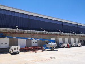 12462m² Warehouse Space to Rent Longlake Longlake Logistics Park