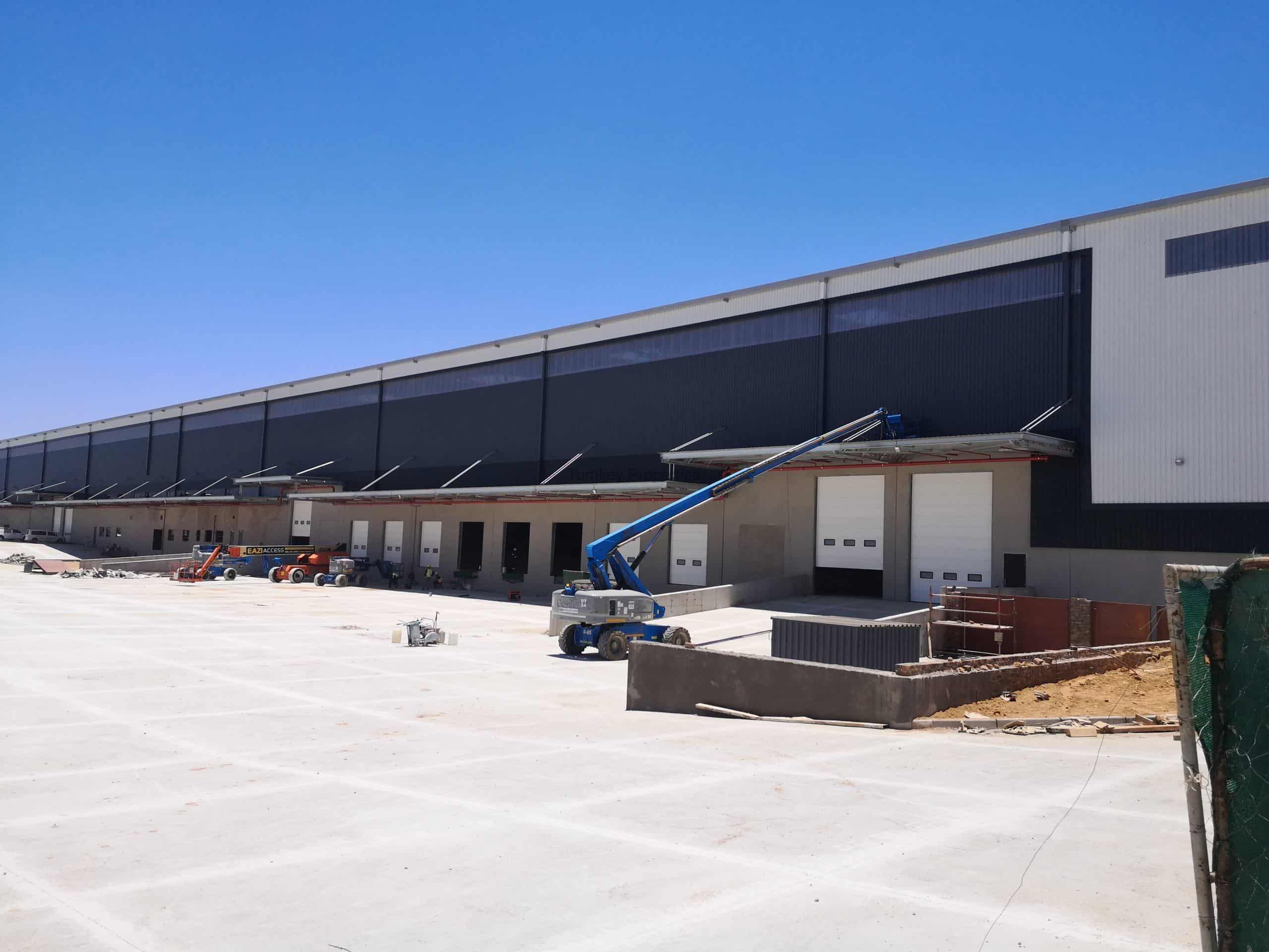 24148m² Warehouse Space to Rent Longlake Longlake Logistics Park