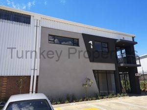 1009m² warehouse to let samrand Samrand circle