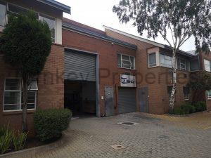 946m² Industrial Property To Rent Jet Park Jan Smuts Park