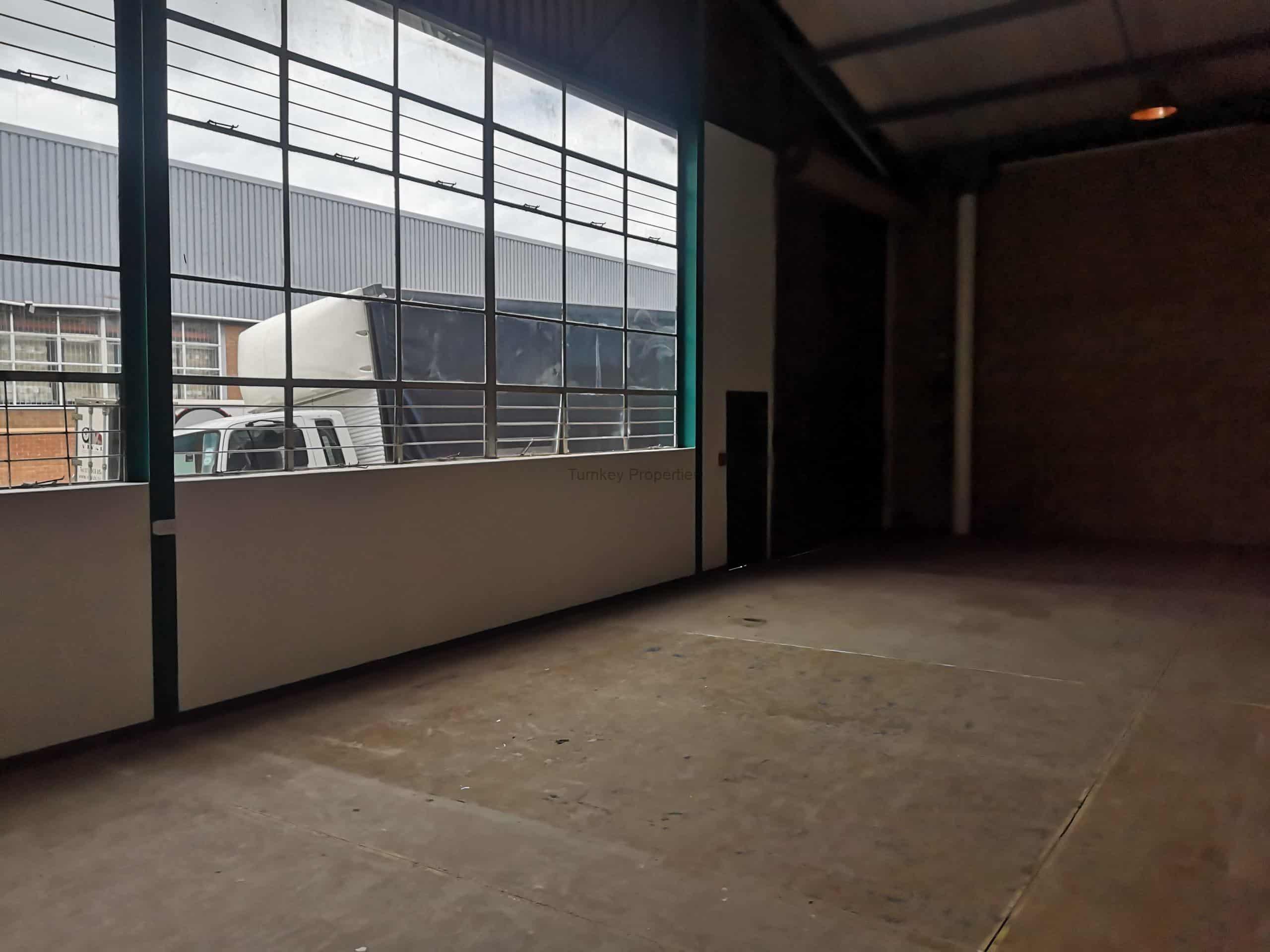 464m² Industrial Property To Rent Jet Park Jan Smuts Park