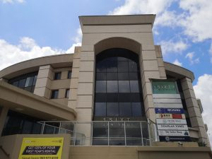 181 m² Office Space to Rent Rosebank 1 Sixty Jan Smuts