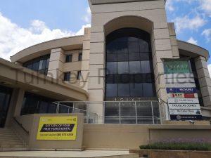 438 m² Office Space to Rent Rosebank 1 Sixty Jan Smuts