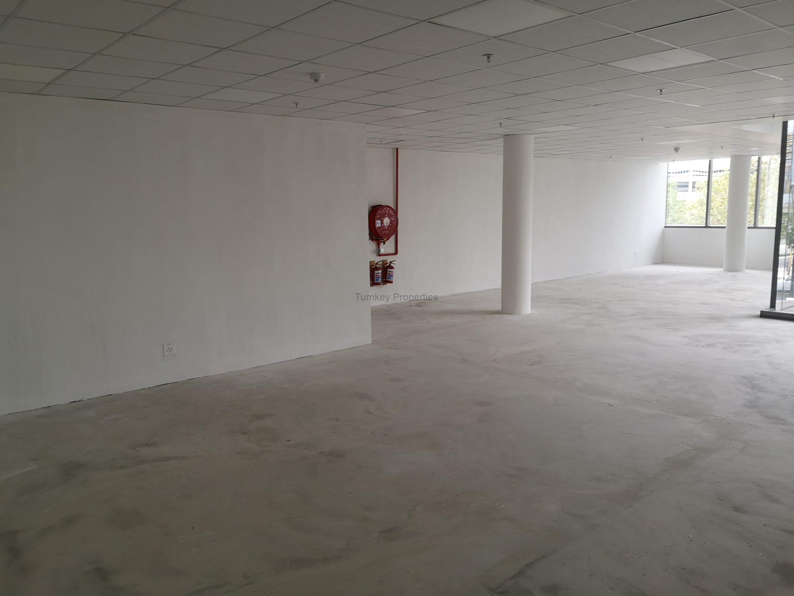 276m² Office Space to Rent Midrand Allandale Building