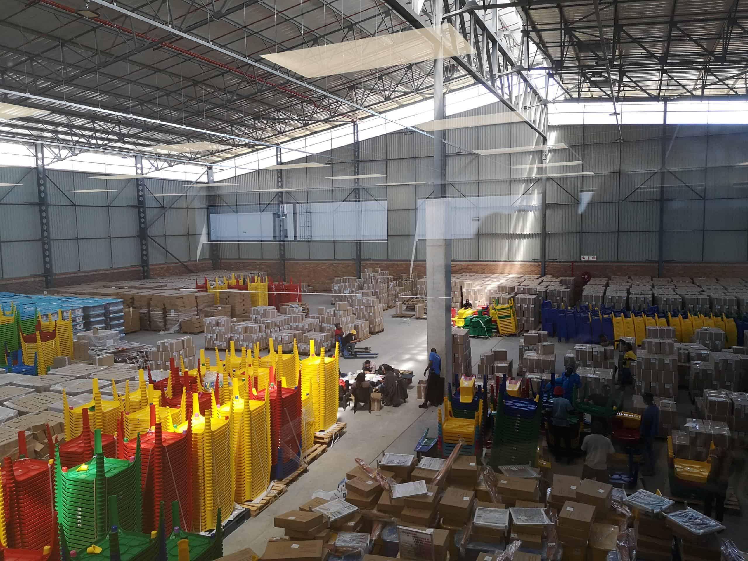 3339m² Warehouse Space to Rent Longlake Ashworth Logistics Park