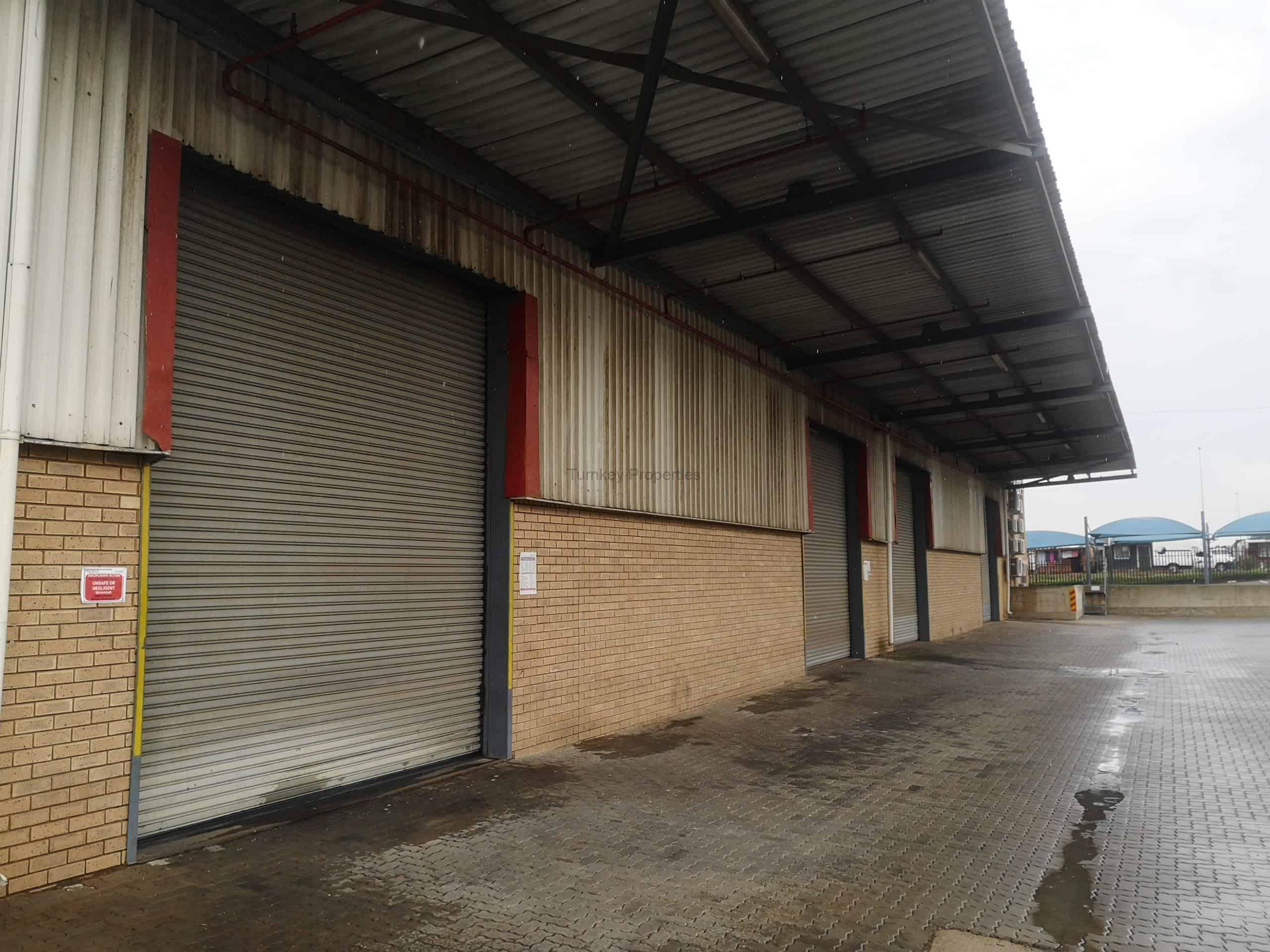 4440 m² Warehouse to Rent Pomona Mirabel Industrial Park