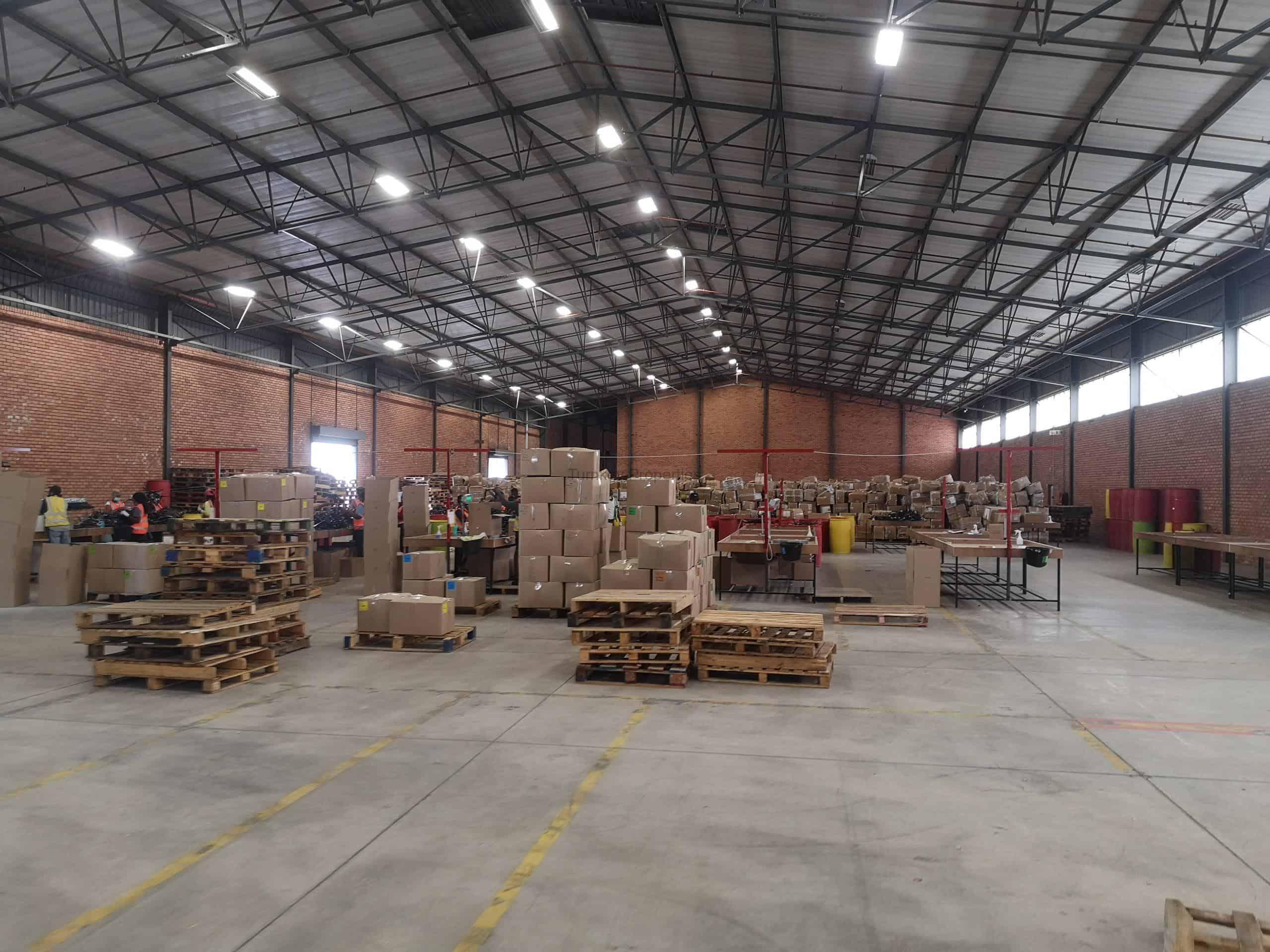 2650 m² Warehouse to Rent Pomona 84 Maple