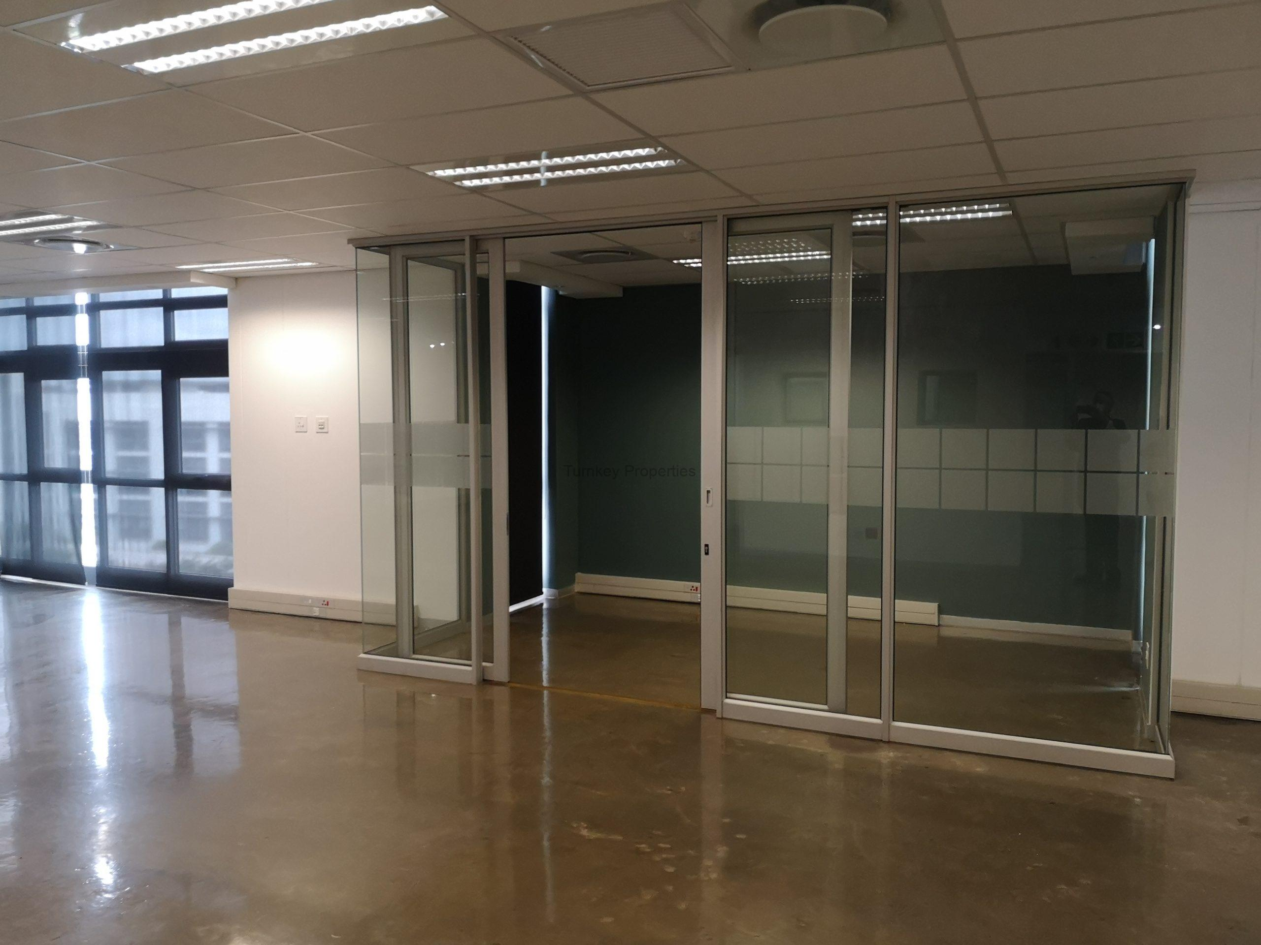 214m² Office Space to Rent Midrand Maxwell Office Park