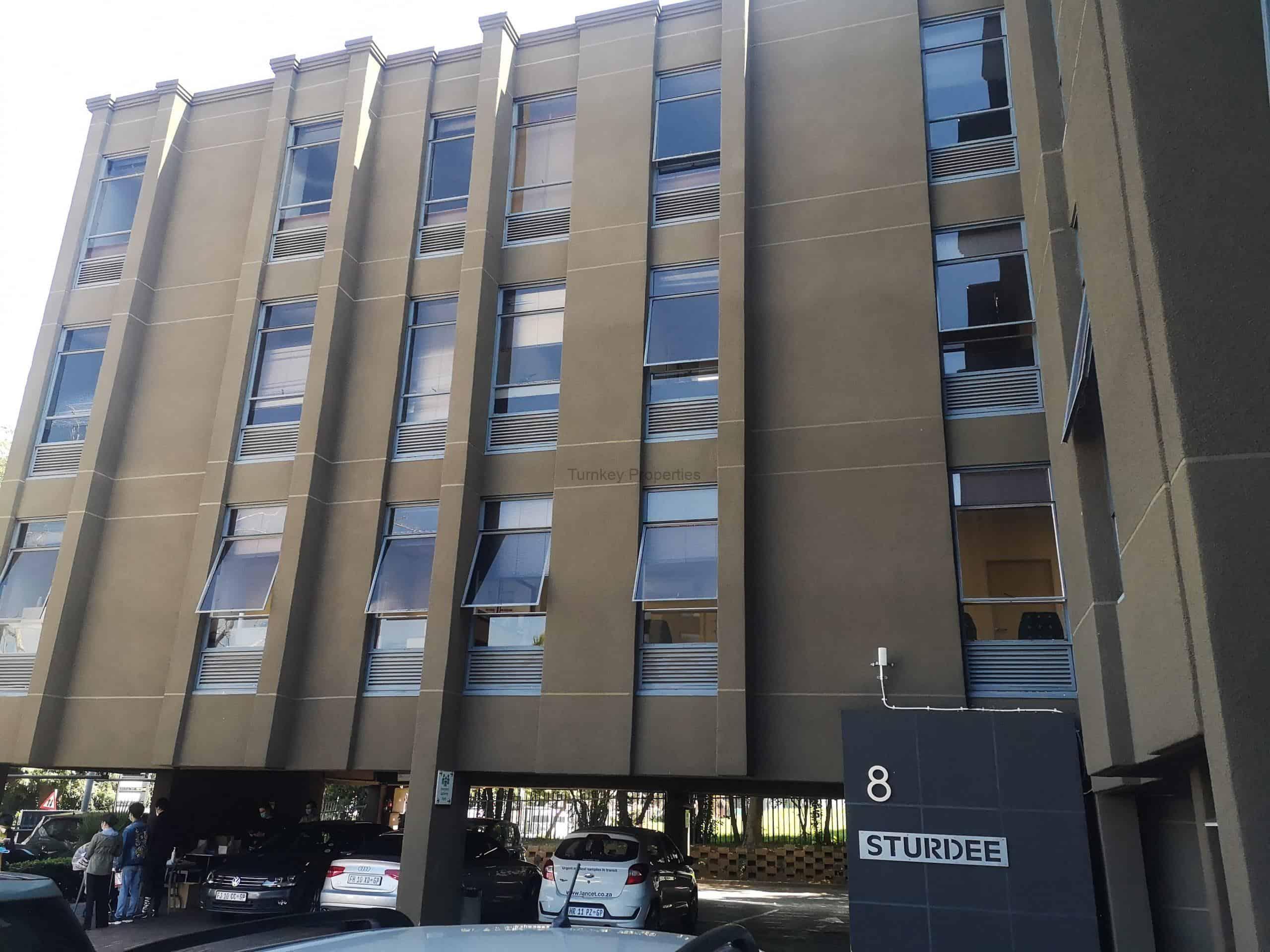 144m² Office Space to Rent Rosebank 8 Sturdee