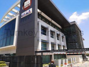 417m² Office Space to Rent Rosebank Kaya House