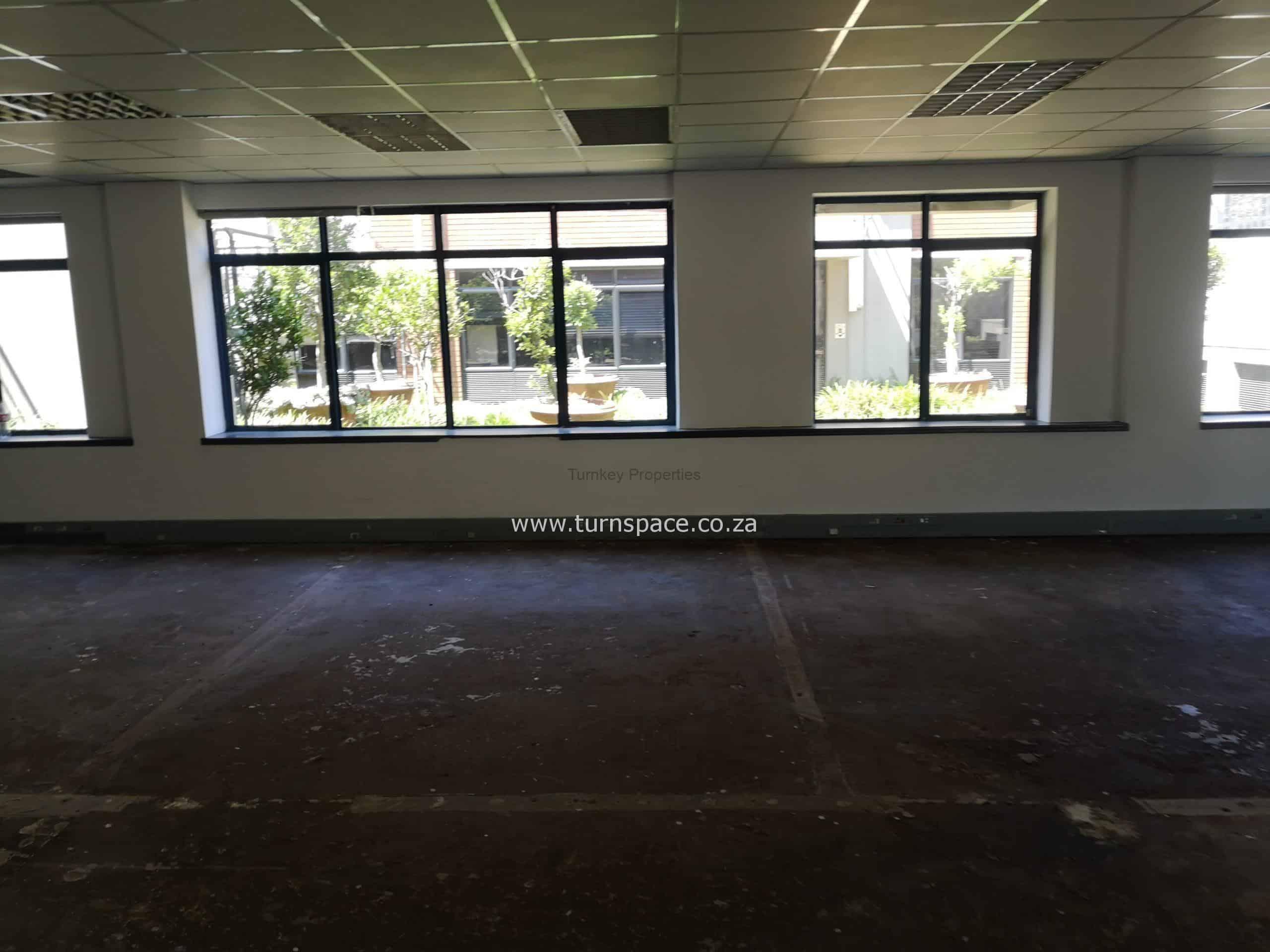 230 m² Office Space to Rent Rosebank Rosebank Terrace