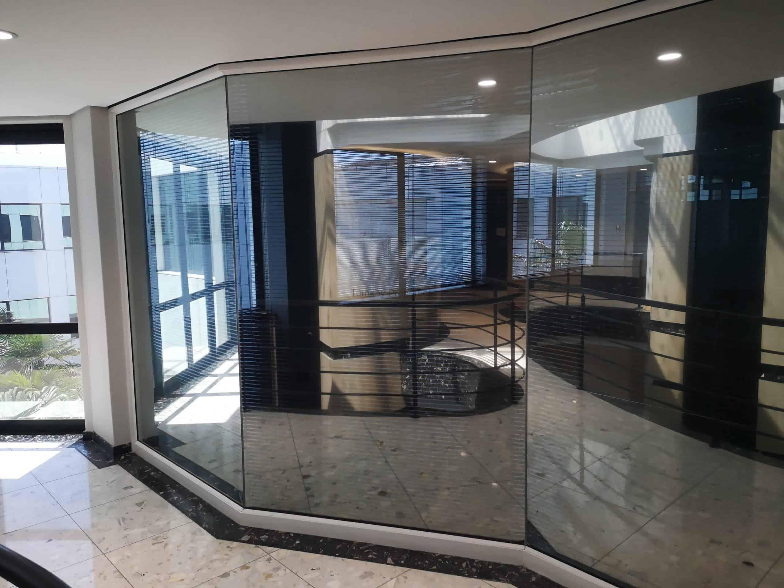 1519 m² Office Space to Rent Rosebank Grosvenor Corner