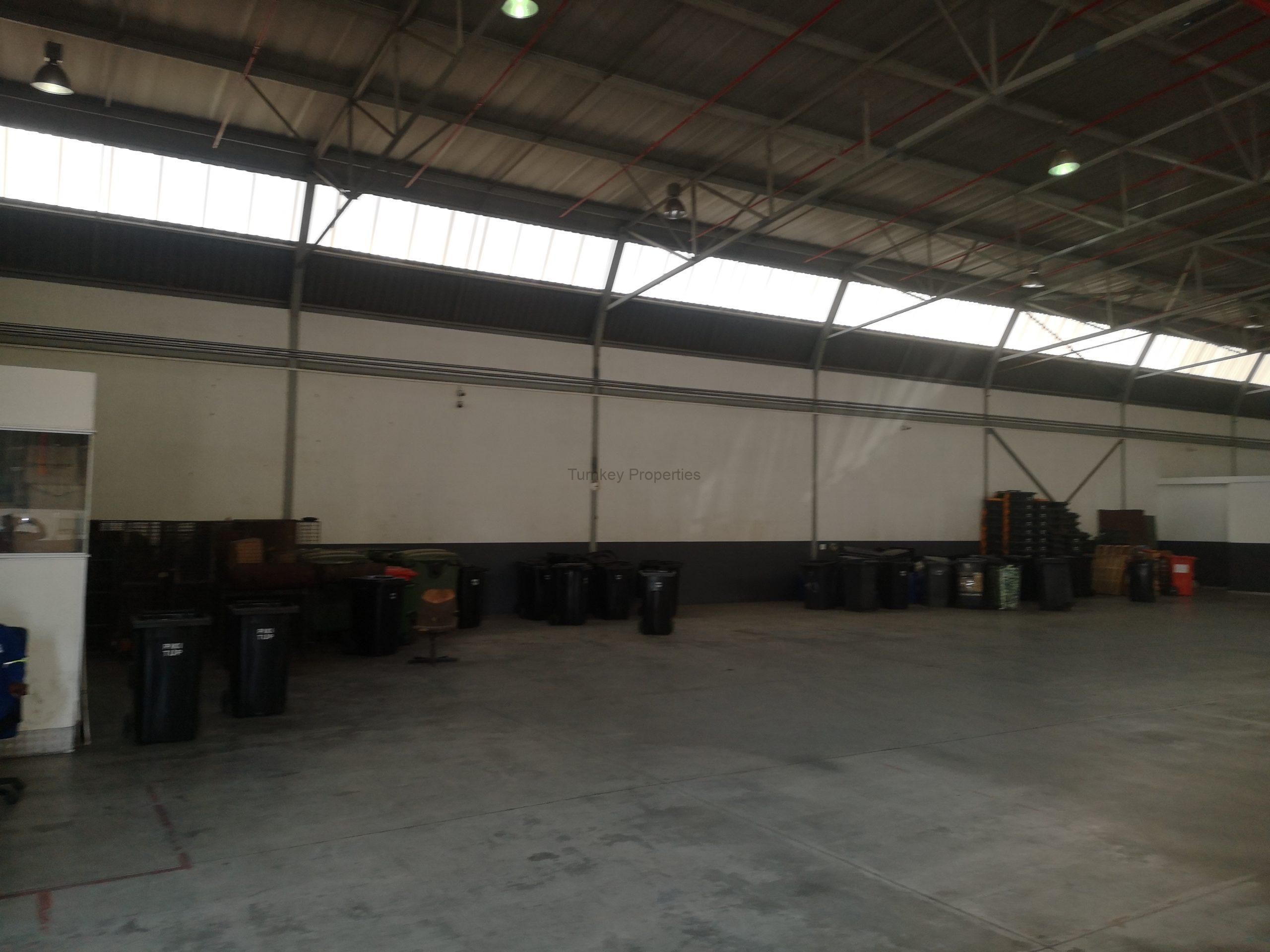 1551 m² Industrial Property to Rent Corporate Park South Midrand