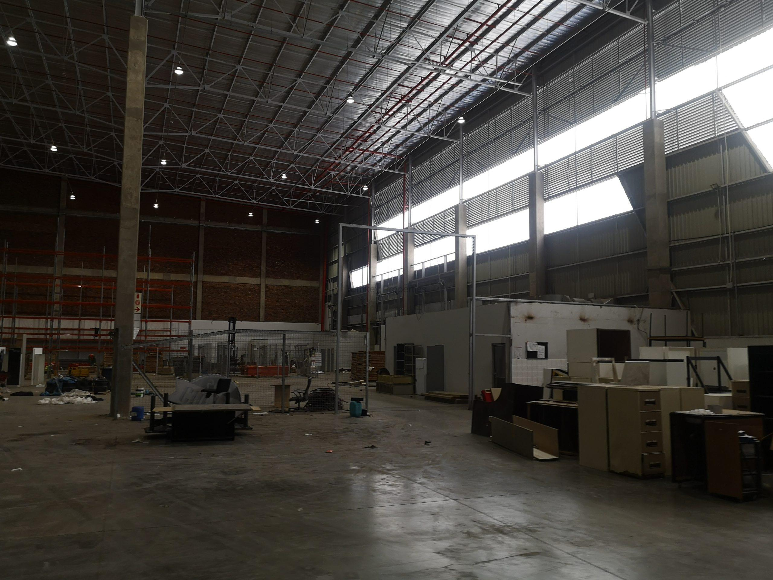 8145 m² Warehouse to Rent Midrand Midway Park