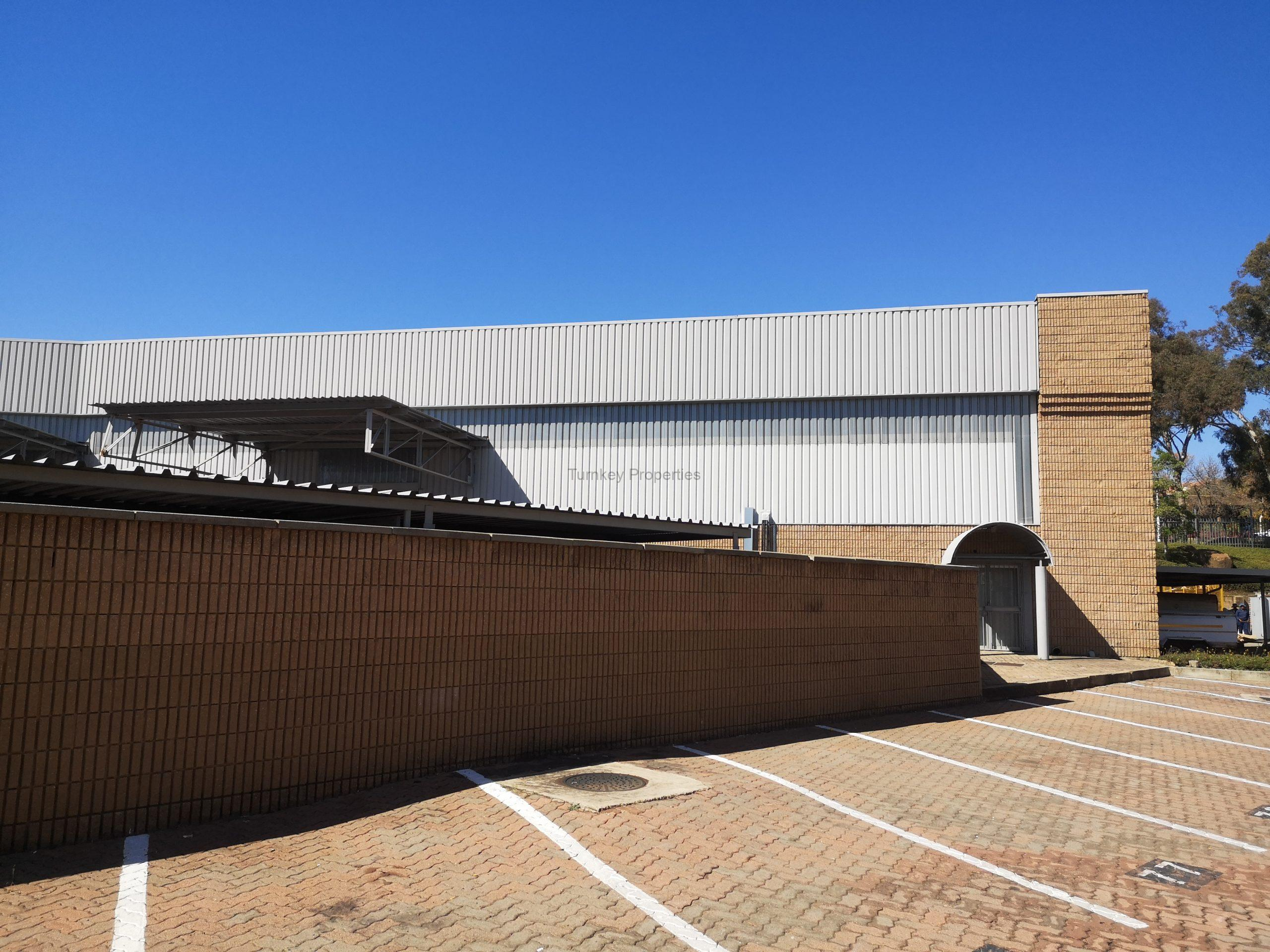 1790m² Warehouse  to Rent Midrand Growthpoint Business Park
