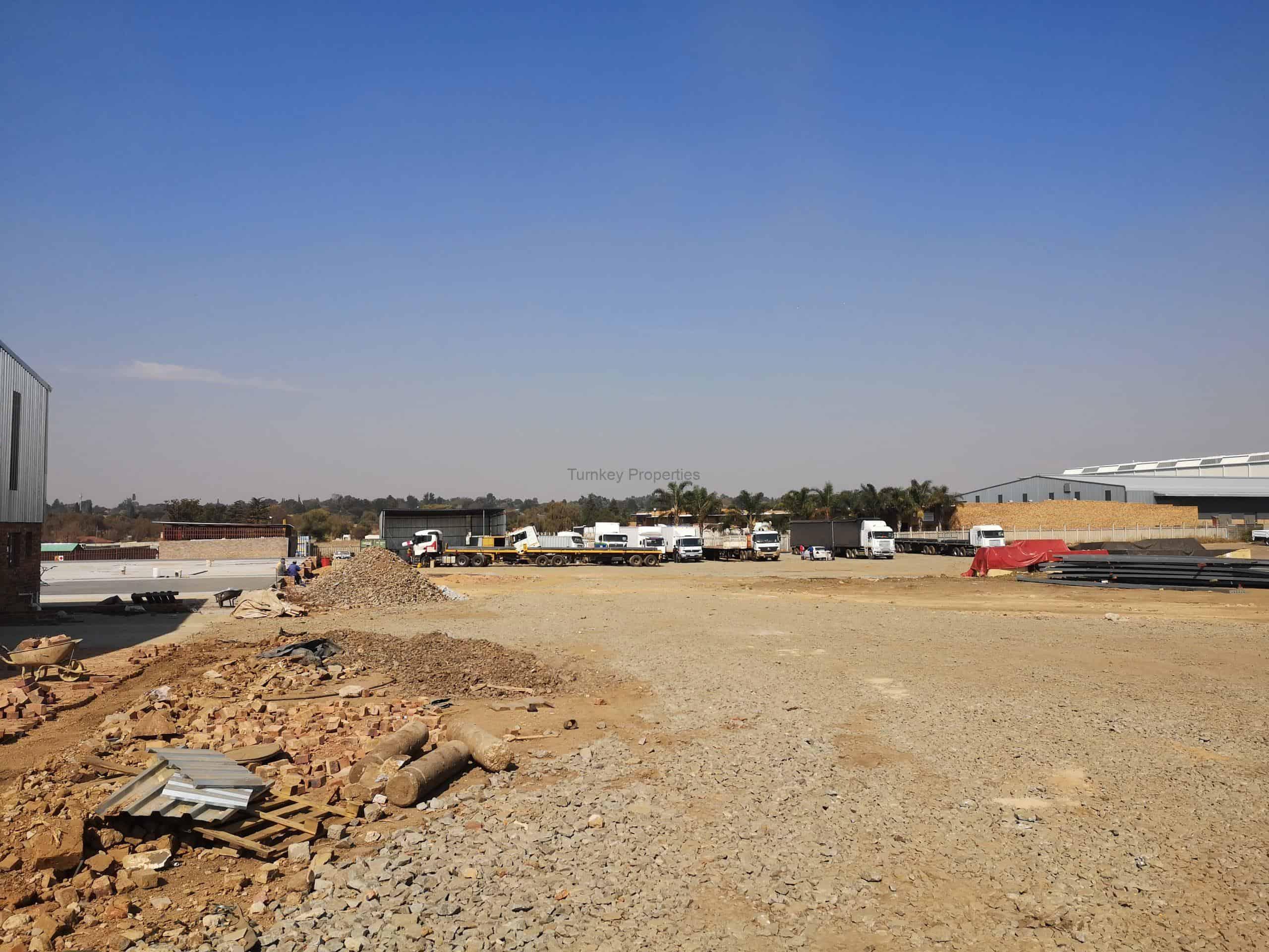 500m² Warehouse to Rent Pomona
