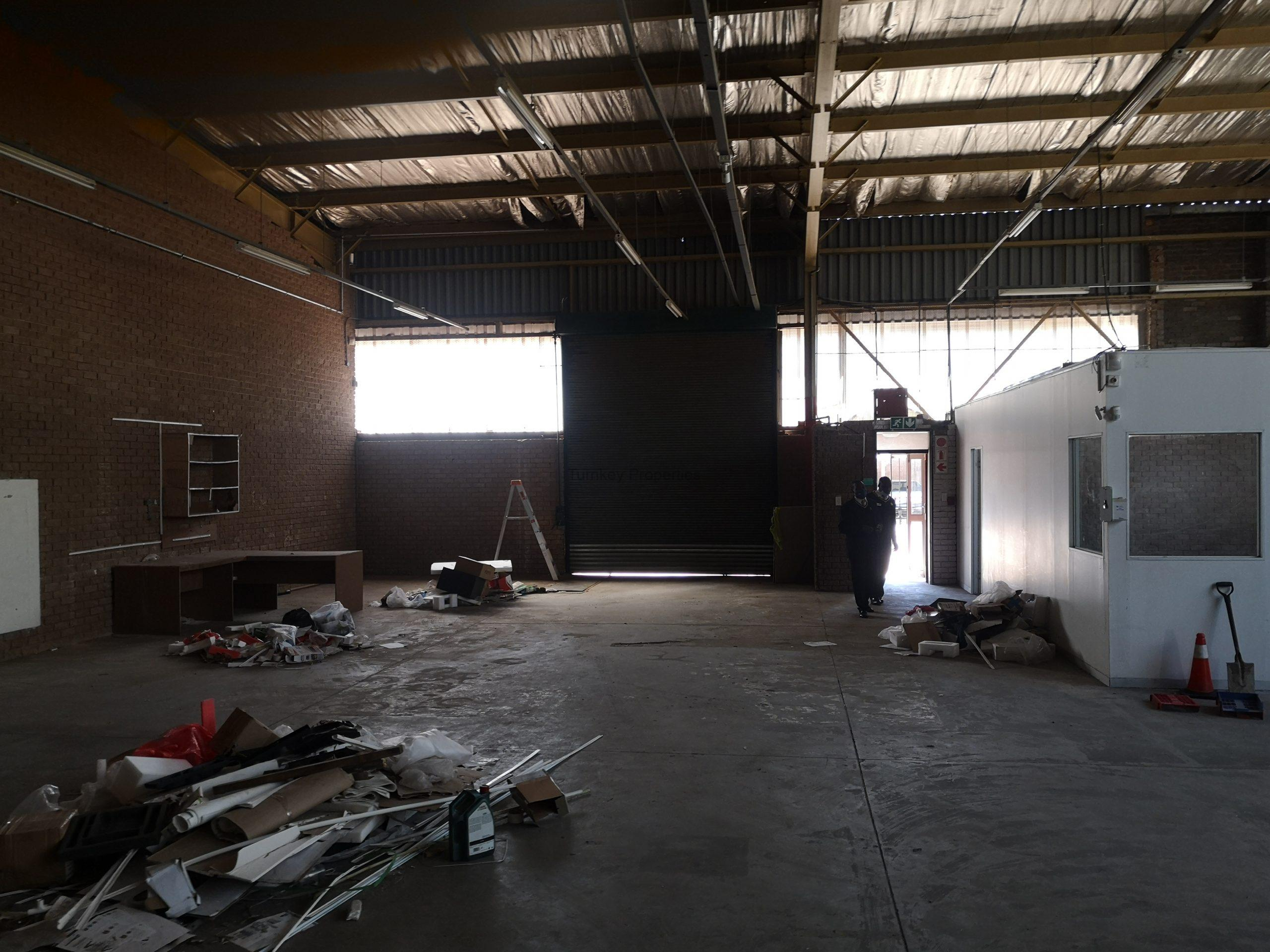544m² Warehouse  to Rent Midrand Growthpoint Business Park