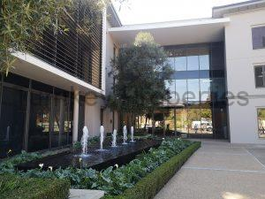 office to let fourways